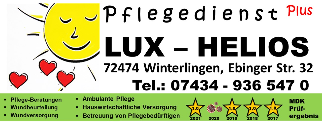 Pflegedienst Plus LUX-HELIOS